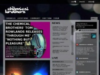 thechemicalbrothers.com