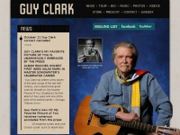 Home: Guy Clark Master Songwriter