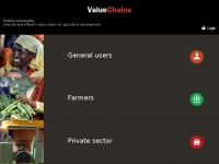 Tools4valuechains.org