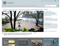 ssrc.org Thumbnail