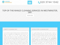 Cleanerswestminster.co.uk
