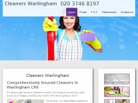 cleanerswarlinghamuk.co.uk