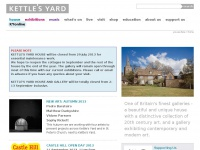kettlesyard.co.uk Thumbnail