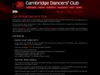 cambridgedancers.org Thumbnail