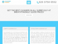 Cleanerssurrey.org.uk