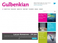 Thegulbenkian.co.uk