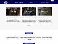 royalcanadiancollege.com