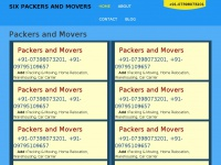 6packersandmovers.co.in Thumbnail