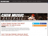 chinmusicbaseball.com