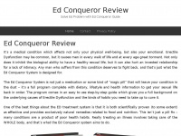 edconquerorreview.net Thumbnail