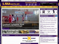 LSUsports.net - The Official Web Site of LSU Tigers Athletics