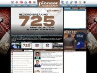 pioneer-football.org Thumbnail