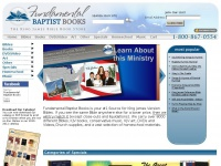 fundamentalbaptistbooks.com