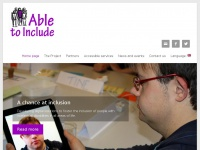 Able-to-include.com