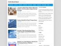 cafebookbean.com