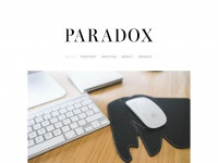 Theparadoxproject.org