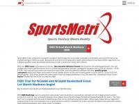 sportsmetrix.net
