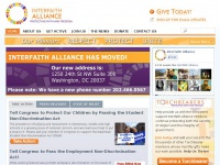 interfaithalliance.org Thumbnail