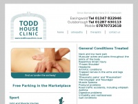 Toddhouseclinic.co.uk