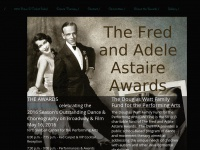 theastaireawards.org Thumbnail