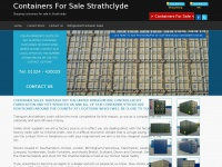 containersforsalestrathclyde.co.uk