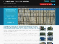 containersforsalewales.co.uk