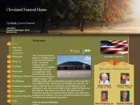 clevelandfuneralhome.net