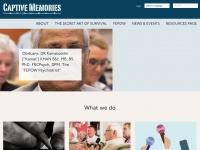 captivememories.org.uk Thumbnail