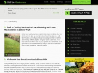 gardeningserviceselstree.co.uk