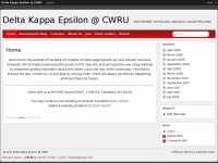 Delta Kappa Epsilon @ CWRU