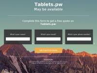 Tablets.pw