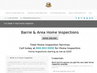 Totalhomeinspection.ca