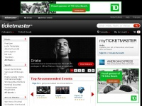 Ticketmaster.ca - Tickets for Concerts, Sports, Arts, Theater, Family, Events, more. Official Ticketmaster site