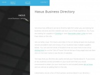 Hasus.co.uk
