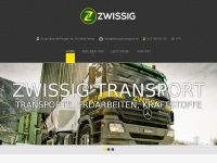 zwissig-transport.ch Thumbnail