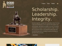 thedoddtrophy.com