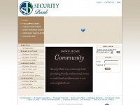 securitybankhomeloans.com