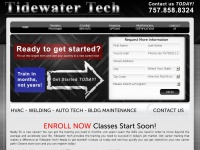 Tidewater Tech | Trade School - Career Training