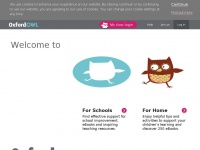 Oxfordowl.co.uk - Oxford Owl - Welcome
