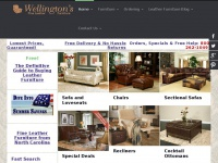 fineleatherfurniture.com