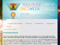 Toulouse-onco-week.org