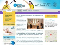 cleaningservicescopsehill.co.uk