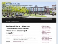 wccstudentjobs.wordpress.com