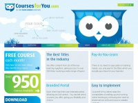 coursesforyou.com