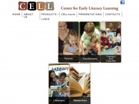 Earlyliteracylearning.org - Center for Early literacy Learning : CELL