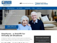 stayhomestairlifts.com