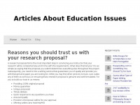 educationissues.net Thumbnail