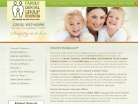 familydentalbridgeport.com