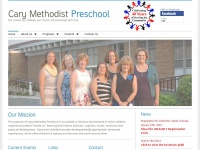 Carymethodistpreschool.org