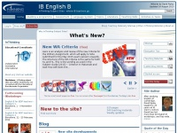 Englishb-inthinking.co.uk - IB English B
